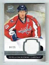 11-12 UD The Cup  Nicklas Backstrom  /25  Jersey