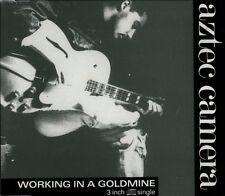 "AZTEC CAMERA (RODDY FRAME) - ""WORKING IN A GOLDMINE"" RARE 3"" CD SINGLE 1988"
