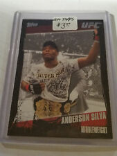 2010 Topps UFC #106 Anderson Silva