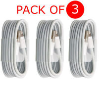 USB Lightning Charger Data Cable Lead For Apple iPhone X XR XS 5 5S 6S 8 7 Plus