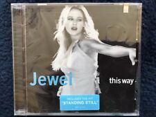JEWEL This Way CD 2001 Atlantic 83519 HYPE STICKER SEALED