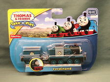 THOMAS & FRIENDS TAKE N PLAY  FERDINAND with TENDER  NEW