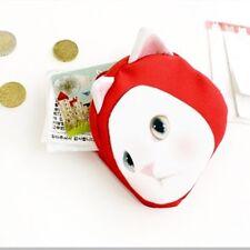 Kawaii Jetoy Choo Choo Dolly Coin Purse Small Pouch Card Wallet bag # Red Hood