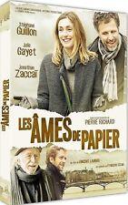 DVD // LES ÂMES DE PAPIER // Julie Gayet - Stéphane Guillon  /  NEUF cellophané