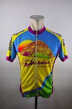 Bernard Thevenet Bike cycling jersey maglia maillot Rad Trikot L BW 53cm S3