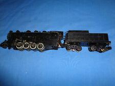 American Flyer #343 Nickel Plate Road Switcher Locomotive & Tender. Runs/Smokes