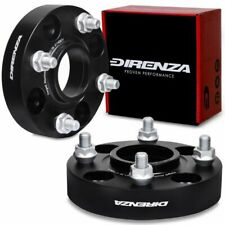 DIRENZA 4x114.3 30mm ALLOY HUBCENTRIC WHEEL SPACERS FOR MITSUBISHI COLT EVO 123