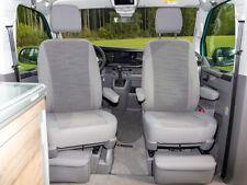 Second Skin Bezüge für die Fahrerhaussitze VW T6.1 California Ocean/Coast