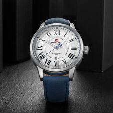 NAVIFORCE Fashion Men Watches 3ATM Water-resistant Quartz Luminous Casual K5M7