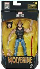 Marvel Legends 80 Years Cowboy Logan Wolverine action figure