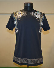 Versace Collection para Hombre Camiseta Azul L