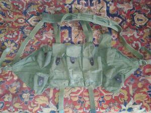 Soviet Russian army USSR Chest rig A-stan vest VDV specnaz airborn Chechnya