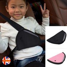 Seat Belt Car Child Kids Safety Cover Shoulder Adjuster Sleeping Support Pillow