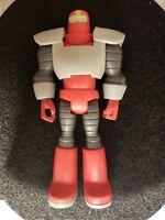 "Rocket Red Justice League Unlimited 4"" Scale Action Figure DC Mattel"