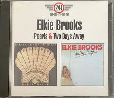 Elkie Brooks: Pearls / Two Days Away 2 CD Official Album (Free UK Post)