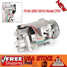 Fit For Honda 2007 2015 Crv 24l2012 2014 Civic 24l 4920ac Ac Ac Compressor