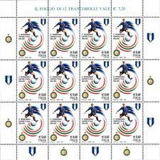 REP0371 - 2007 Minifoglio Inter Campione d'Italia Scudetto MNH/**