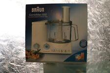 Braun Combimax 650