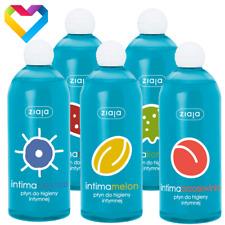 Ziaja Intima (Blue) Feminine Care Intimate Wash 200ml or 500ml Choose Your Wash