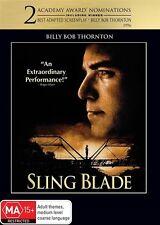 Sling Blade (DVD, 2014) R4 BRAND NEW SEALED - FREE POST!