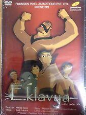 Eklavya the Invincible, DVD, Bollywood Film, Hindu Lang, English Subtitles, New