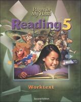 BJU Press- Reading 5 Pages in My Head Student Worktext (2nd ed.) 125633