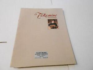 VINTAGE MUSICAL INSTRUMENT CATALOG #10067 - 1988 TAKAMINE GUITARS
