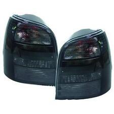 Paar scheinwerfer rücklichter TUNING AUDI A4 94-01 AVANT schwarz