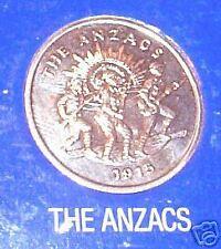 AUSTRALIAN 1988 MEDAL - THE ANZACS