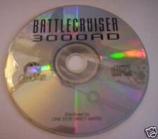 BATTLECRUISER 3000AD gioco cp originale strategia game