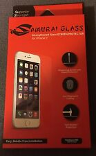 Samurai Glass Strengthened Glass Screen Protector For iPhone 7
