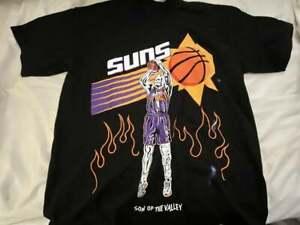 Devin Booker Phoenix Suns Shirt Basketball NBA Champs 2021 Playoffs Tee Gift Fan