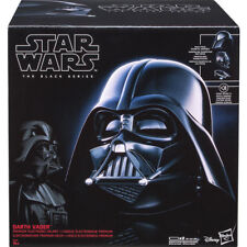 STAR WARS Black Series Darth Vader Premium Electronic Voice Changer Helmet Mask