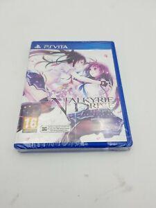 Valkyrie Drive Bhikkuhni PS Vita New Sealed UK PAL BIKINI Sony PlayStation PSV