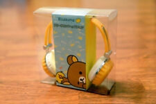 Rilakkuma auriculares Orange original japón San-x anime manga Headphones