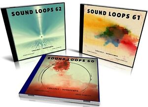 Sound Loops 60+61+62 Chillout - Downtempo Bundle 16700 WAV Samples Logic Ableton