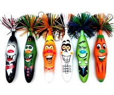 KOOKY KLICKERS KOLLECTIBLE HALLOWEEN PEN KREW 42 KEY RING BELT CLIP SCARY GIFT