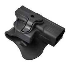 Paddle Retention Holster for GLOCK 17,18,19,22,23,32 Pistols, Right-Hand