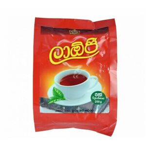 Black Tea from Ceylon (Laojee Tea) 200g Free Standard Ship