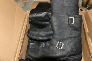 Mens UGG Biker Boots Size 12