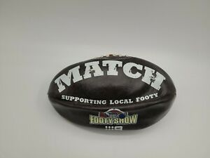 AFL Match The Footy Show James Boag's Draught Full Size Football Ball