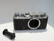 ZORKI 1 (I) vintage Russian Leica M39 mount camera BODY only 7909