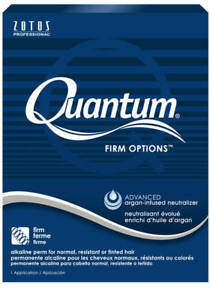 Zotos Quantum Firm Options Alkaline Perm  1-app