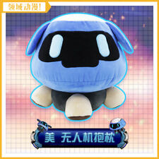 OW Overwatch Game Cosplay MEI Anime Cosplay Soft Plush Doll Toy