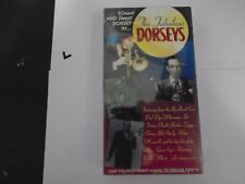 The Fabulous Dorseys 1993 VHS Front Row Entertainment NEW