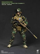 1/6 EASY&SIMPLE 26006 12'' Figure Marine Special Opearations Team Solider Sniper