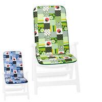 Cuscino sedia morbido poltroncina coprisedia giardino interno esterno coccinella