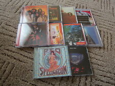 REO Speedwagon 10CD Set (10 albums) T.W.O. Ridin Storm Lost In Dream Nine Lives