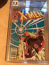 The Uncanny X-Men #221 NEWSTAND (Sep 1987, Marvel)
