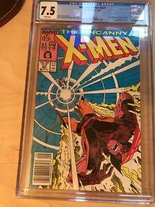 The Uncanny X-Men #221 (Sep 1987, Marvel)